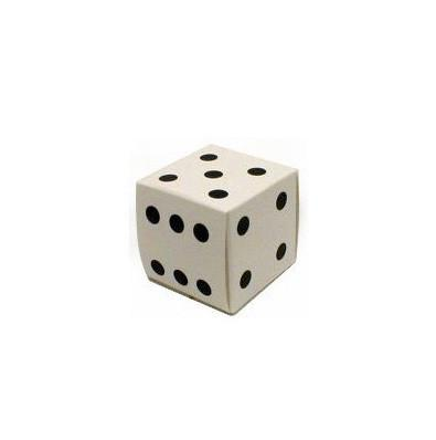 Casino Supply Dice Box: 1 5/16 Inch, Package of 10