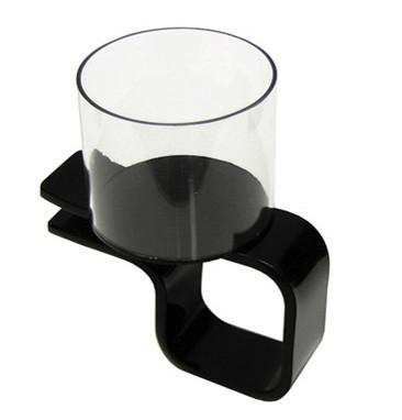 Casino Supply Plexiglas Clip On Drink Holder