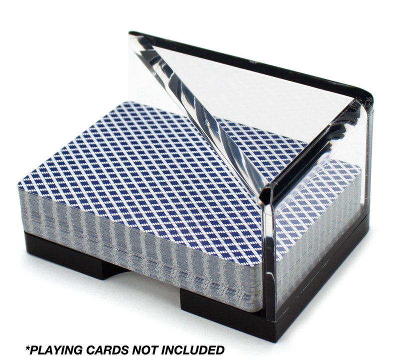 2-Deck Discard Tray