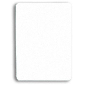 Cut Card - Poker - White
