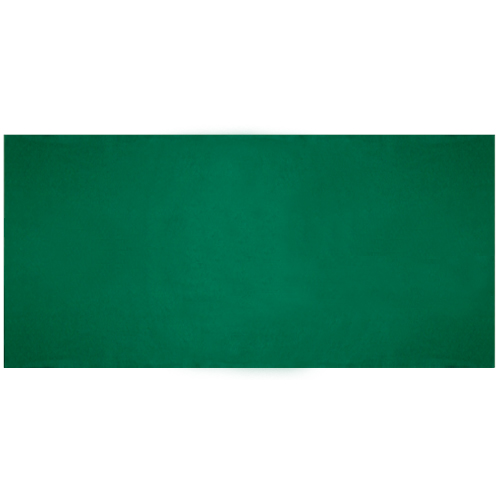 Plain Green Table Felt