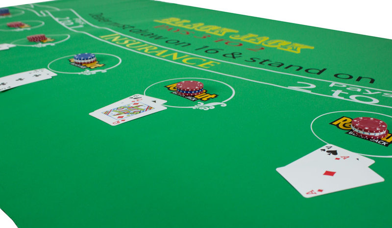 Rollout Gaming Blackjack Table Top