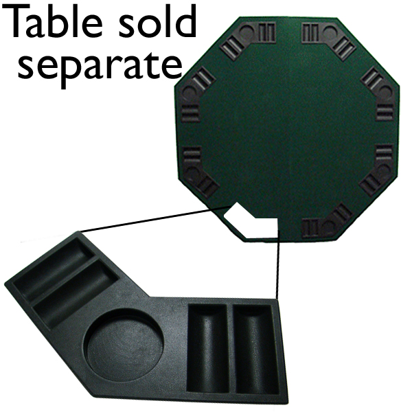 Replacement Chip & Cup Holder for Octogan Table Top