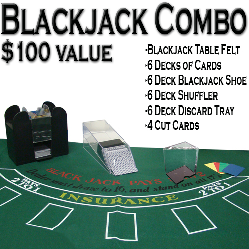 Blackjack Combo Pack