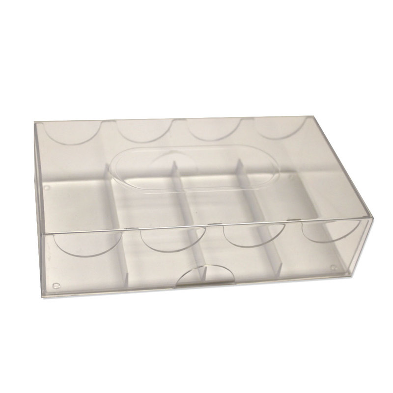 Poker Chip Storage Box - Pack of 10