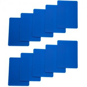Brybelly Lot of 10 Bridge Size Cut Cards GCUT-202*10