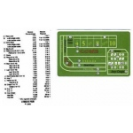 Casino Supply Craps Strategy Card