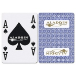 Casino Supply Alladin New Uncancelled Casino Playing Cards: Gold
