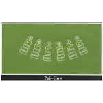Casino Supply Pai Gow Poker Felt Layout
