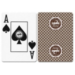 Casino Supply Point Edward New Uncancelled Casino Playing Cards: Red
