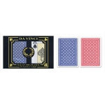 Casino Supply Da Vinci Neve Playing Cards: Red/Blue, Wide Jumbo Index