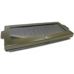Casino Supply Professional Aluminum Poker Chip Tray & Locking Cover: Hammered Gold, 12 Row / 720 Chip