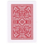 "Casino Supply Jumbo Plastic Coated Playing Cards: 3"" x 5"""