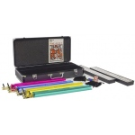 Casino Supply CSC Elegant Mahjong Set with Black Aluminum Case