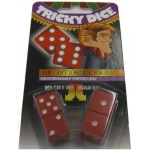 Casino Supply Trick Dice 7-11: Only 5,5,5 & 2,2,6 & (2), Regular