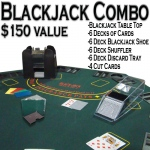 Blackjack Combo Pack Deluxe