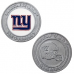 Challenge Coin Card Guard - New York Giants
