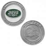 Challenge Coin Card Guard - New York Jets