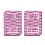 Single Deck Used in Casino Playing Cards - Circus Circus