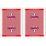 Single Deck Used in Casino Playing Cards - Sahara