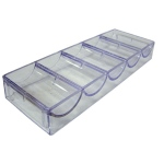 Acrylic Chip Tray 68mm