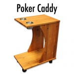 Poker Caddy - Drink Tray & Table