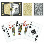 Copag 1546 Poker Black/Gold Jumbo