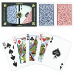 Copag 1546 Poker Red/Blue Jumbo