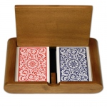 1546 R/B Poker Regular Box Set