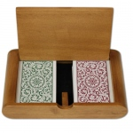 1546 G/B Poker Regular Box Set