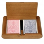 4 Color Poker Regular Index Box Set