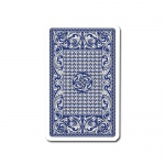 100% Plastic Blue Skat Playing Card Deck