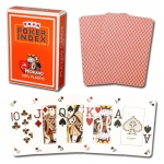 Modiano Poker Index - Orange