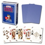 Modiano Poker Index - Blue