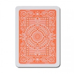 Modiano Texas Poker Jumbo - Orange