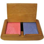 Modiano Poker Index - Red/Blue Box Set