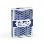Blue Deck, Brybelly Playing Cards (Wide Size, Jumbo-Index)