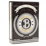 Black Brybelly Elite Medusa Deck - Wide Size / Reg. Index
