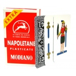Deck of Napoletane 97/25 Italian Regional Playing Cards