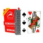 Deck of Genovesi Italian Regional Playing Cards