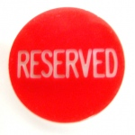 Reserved Button
