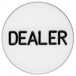 Standard Dealer Button
