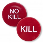 "2"" Kill/No Kill Button"