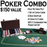 Texas Hold 'Em Poker Combo Pack