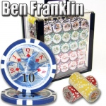 1,000 Ct - Pre-Packaged - Ben Franklin 14 G - Acrylic