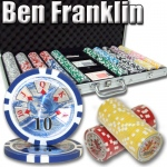 750 Ct - Pre-Packaged - Ben Franklin 14 G - Aluminum