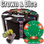 200 Ct - Pre-Packaged - Crown & Dice - Carousel