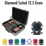 300 Ct - Pre-Packaged - Diamond Suited 12.5 G - Claysmith
