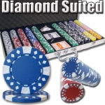 750 Ct - Pre-Packaged - Diamond Suited 12.5 G - Aluminum