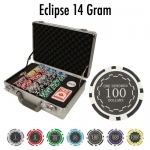 300 Ct Pre-Packaged Eclipse 14 Gram Chips - Claysmith